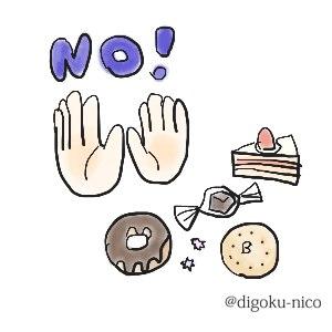 甘い物が好きでない人に、お菓子は寄ってきません!