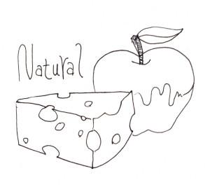 自然なものがgood